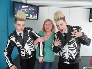 jedward and joanne