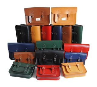 leather satchel company