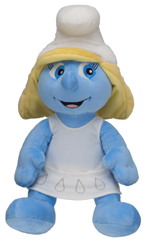 build a bear workshop smurfs smurfette