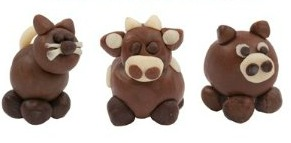 magic choc animals