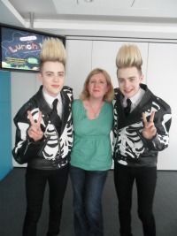 meeting jedward