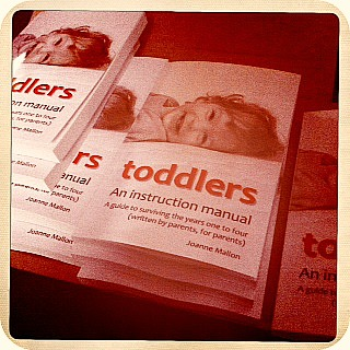 toddlers book