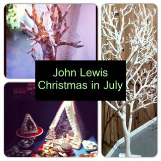john lewis christmas in july