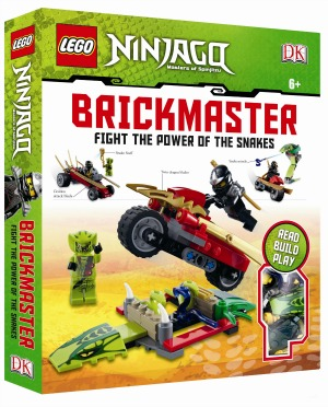 lego brickmaster fight the power of snakes