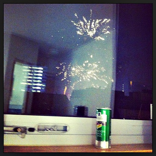 moorgate travelodge fireworks