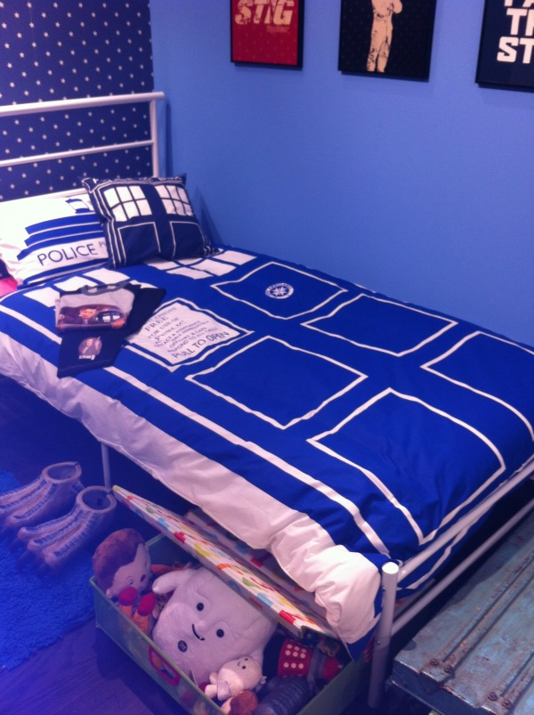 doctor who merchandise bedding