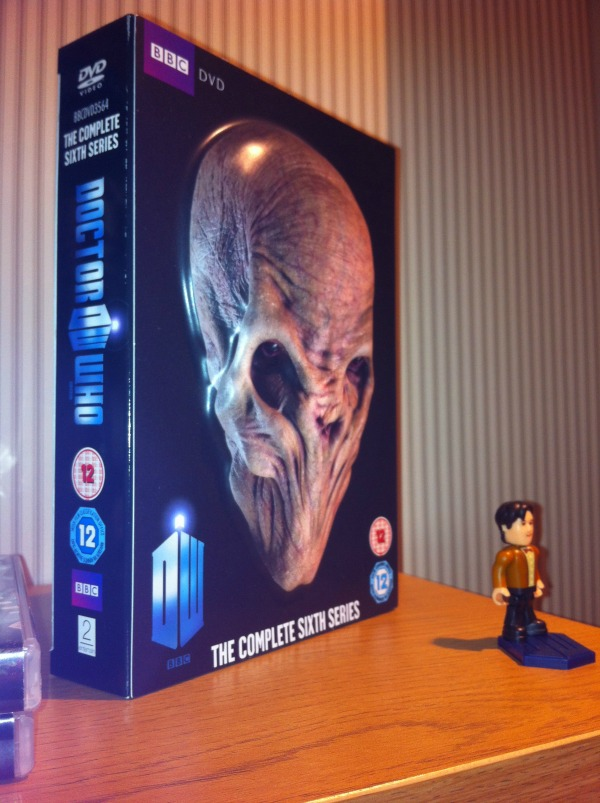 doctor who the silence dvd
