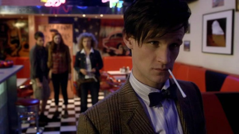 doctor who eddie's diner cardiff
