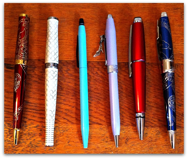 my-cross-pens-collection