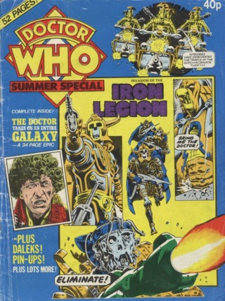 doctor who summer special