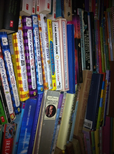 read with your child books