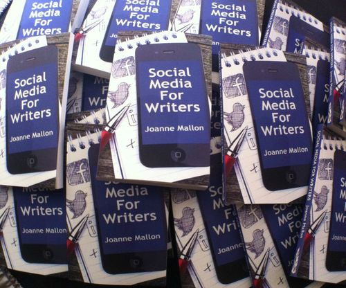 social media for writers book