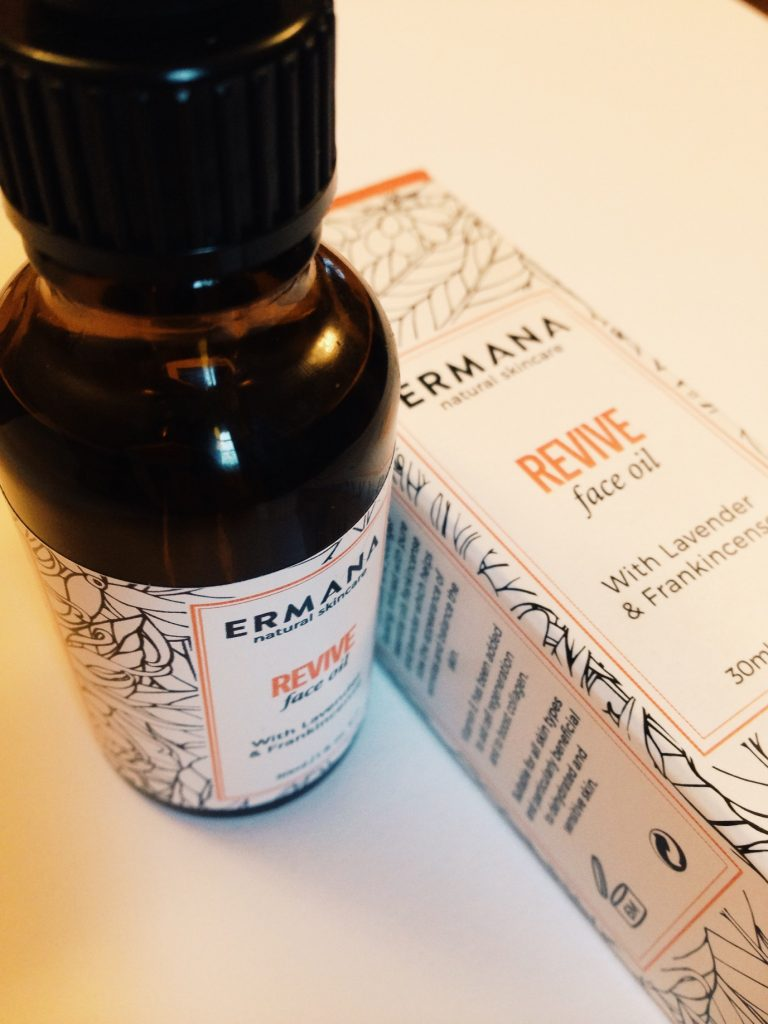 Ermana facial oil