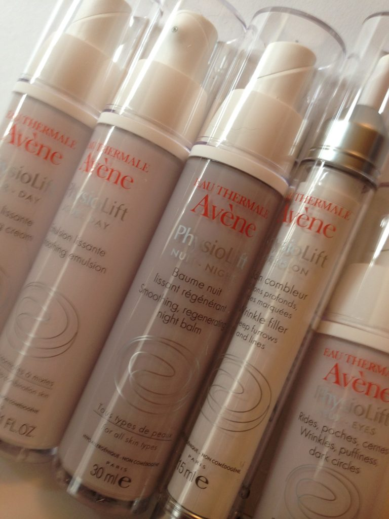 Avene Physiolift range review