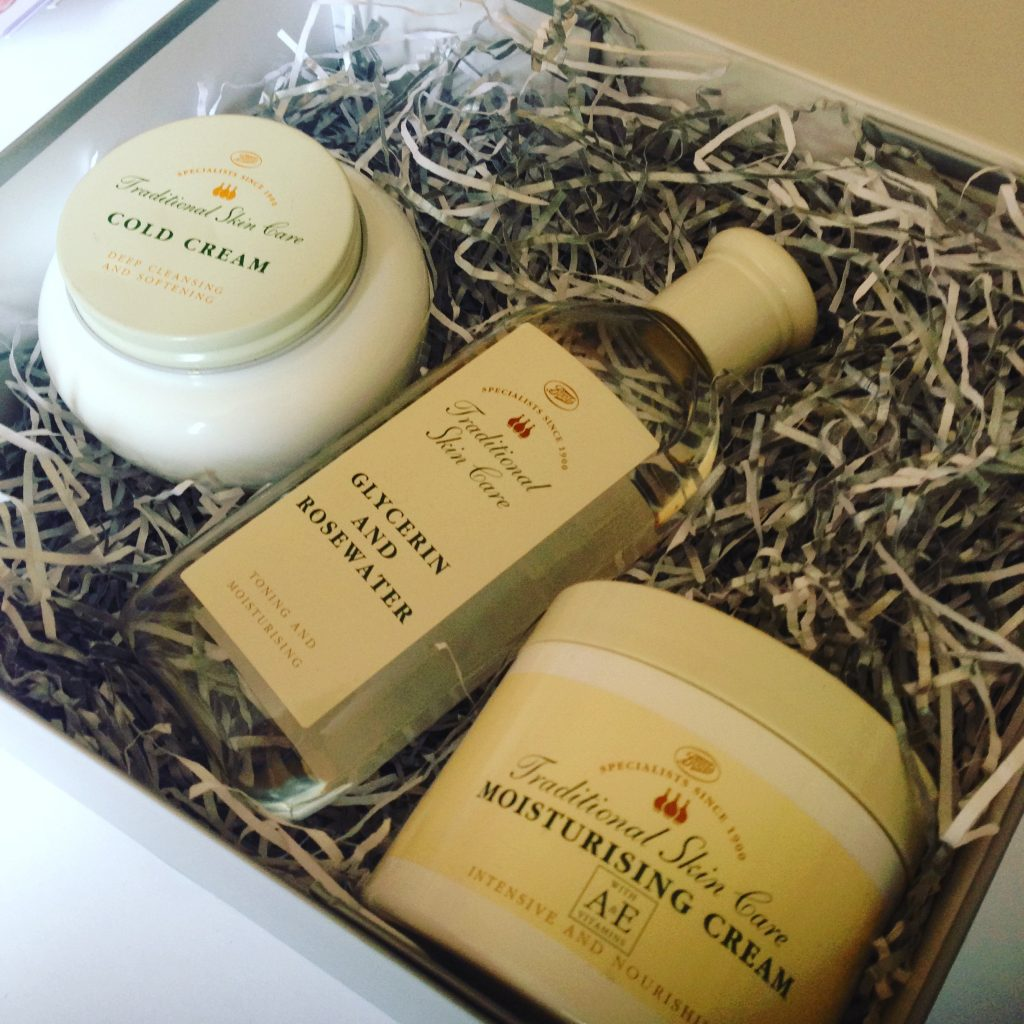 Boots Traditional Skin Care gift set