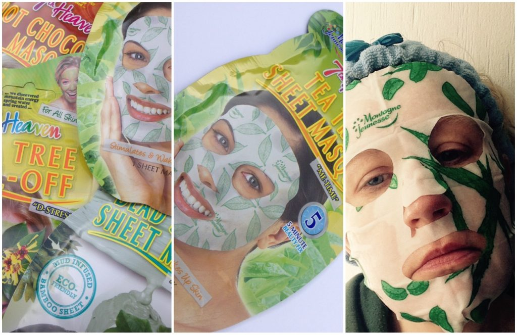7th Heaven Montagne Jeunesse sheet mask