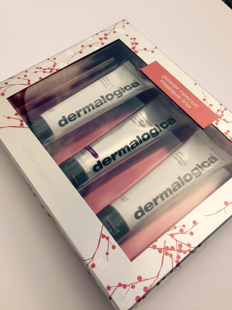 Dermalogica Power Rescue Masque Trio review