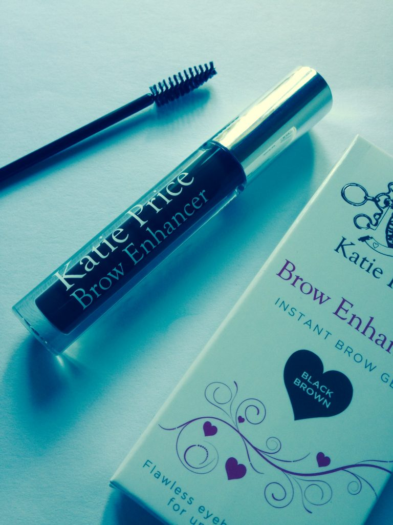 katie price beauty products brow enhancer