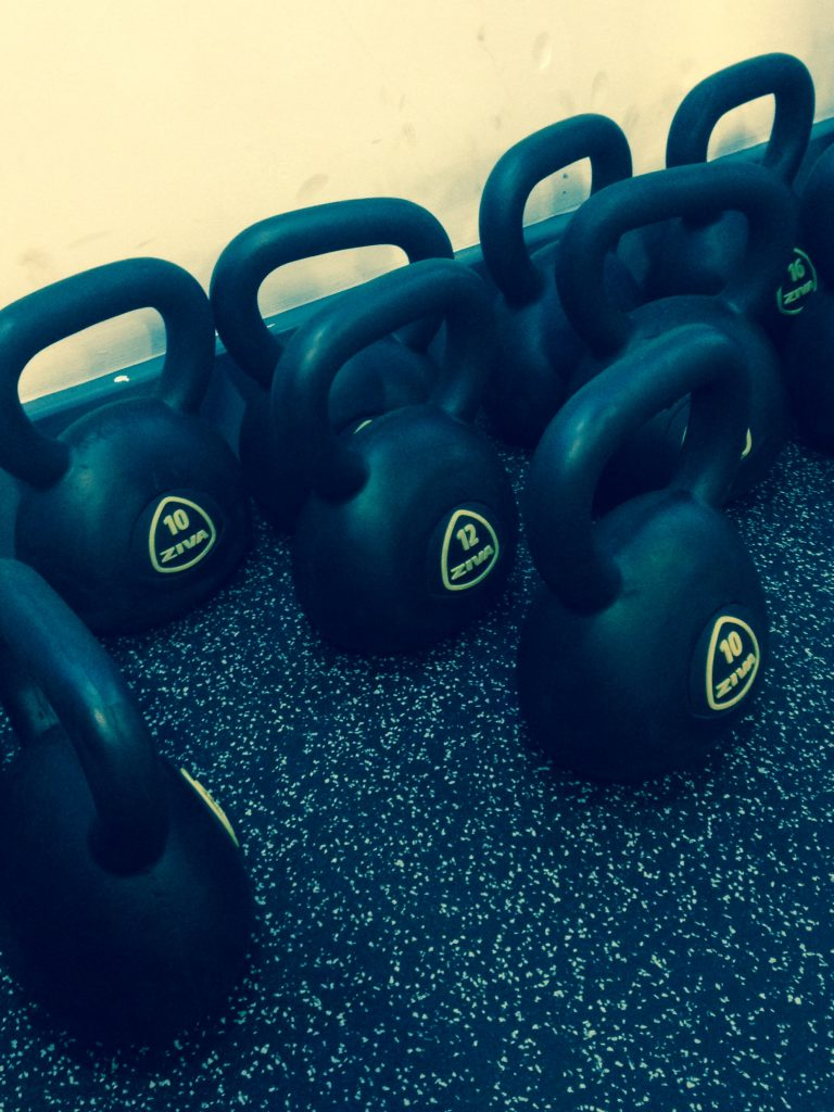 Beginner's guide to working out with Kettlebells
