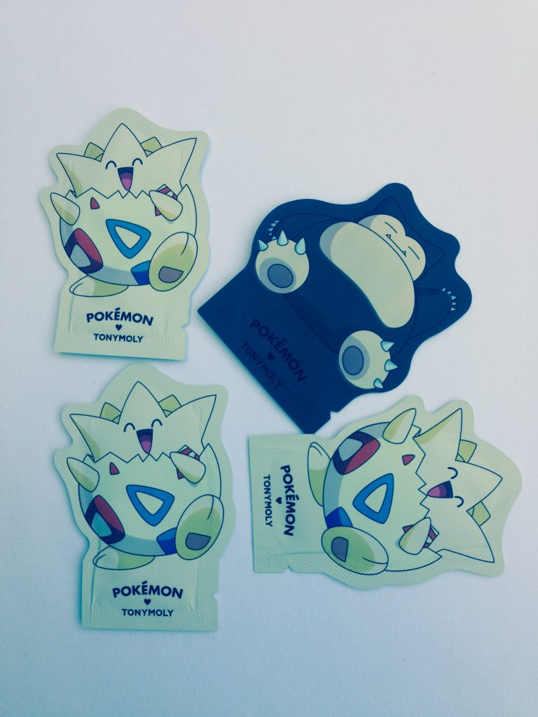 tonymoly-pokemon-samples