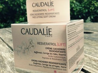 Caudalie face lifting soft cream