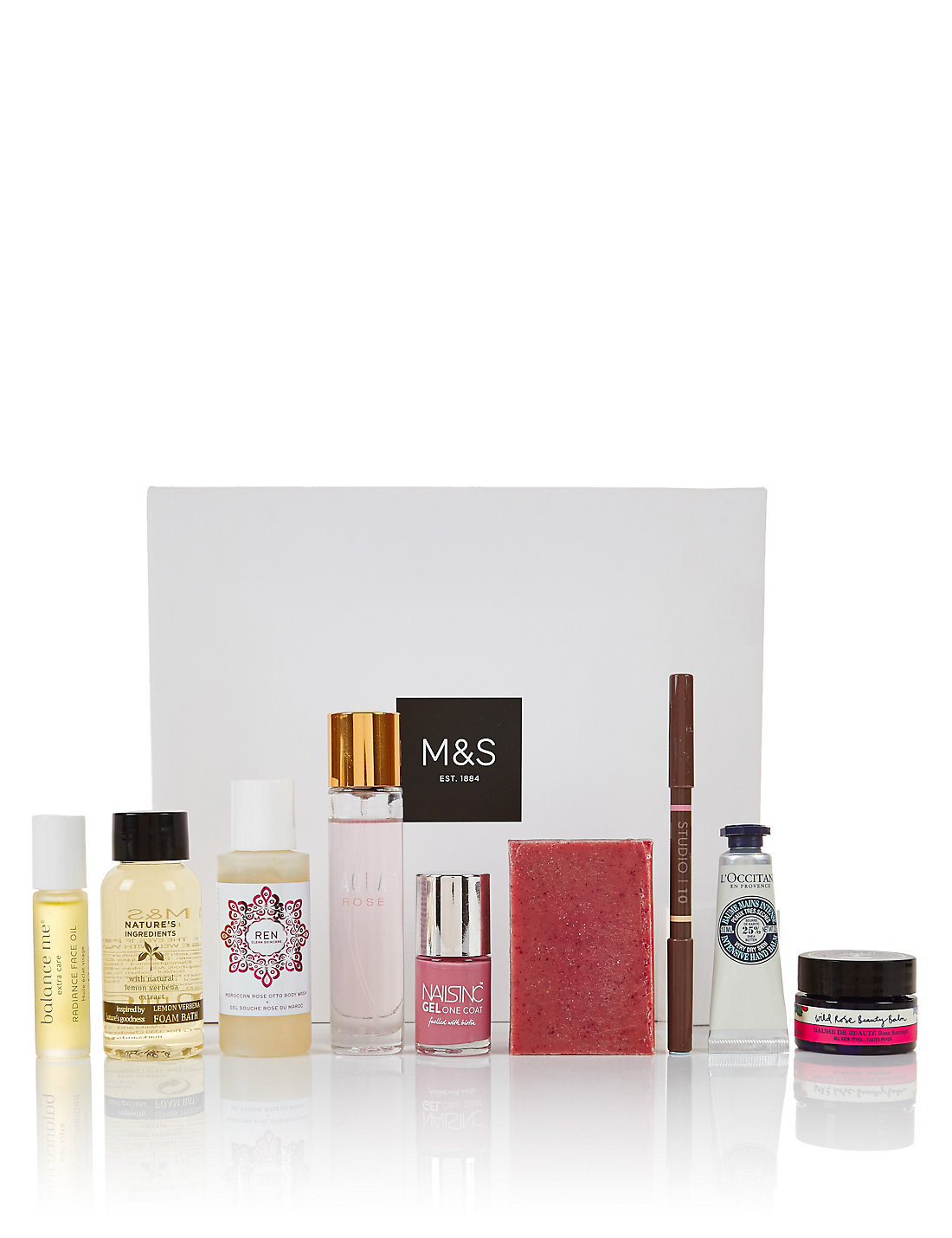 Marks and Spencer Mother's Day beauty box contents worth £ ...