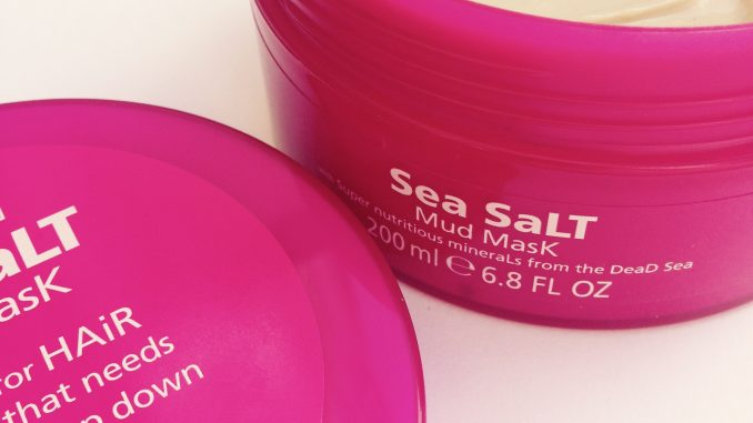 Lee Stafford Sea Salt Hair Mask