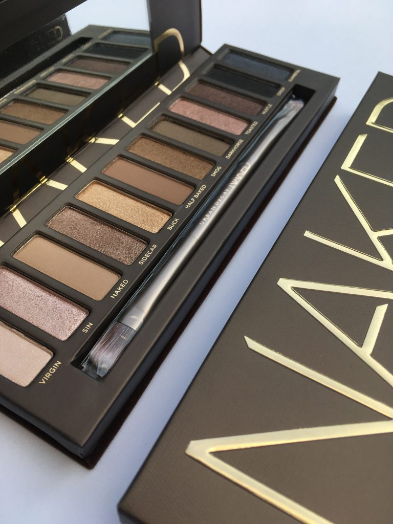 Urban Decay the original Naked palette