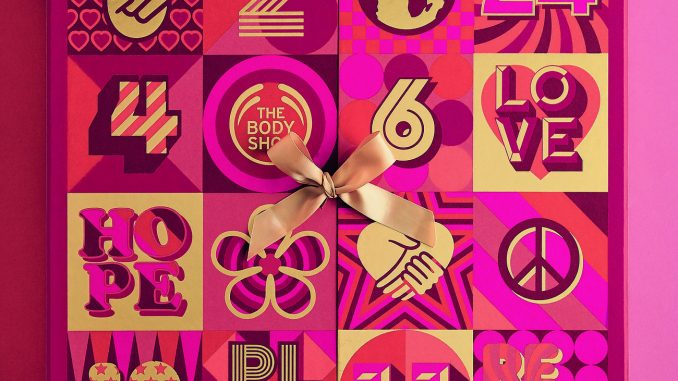 The Body Shop beauty advent calendars 2017 contents revealed