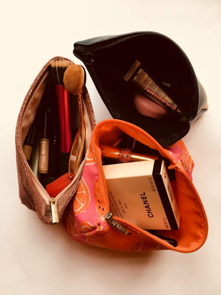 Whats in your make up bag?