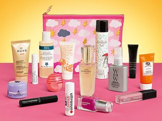 marks and spencer summer beauty box offer 2018