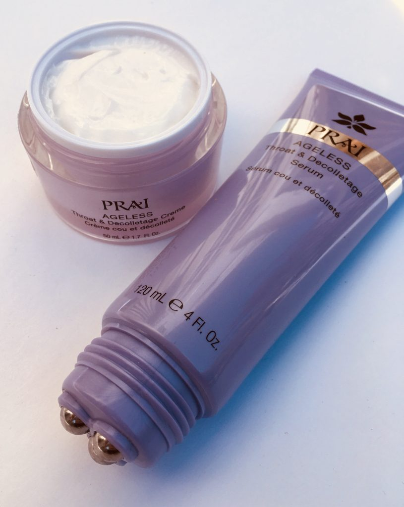 Prai neck cream & serum