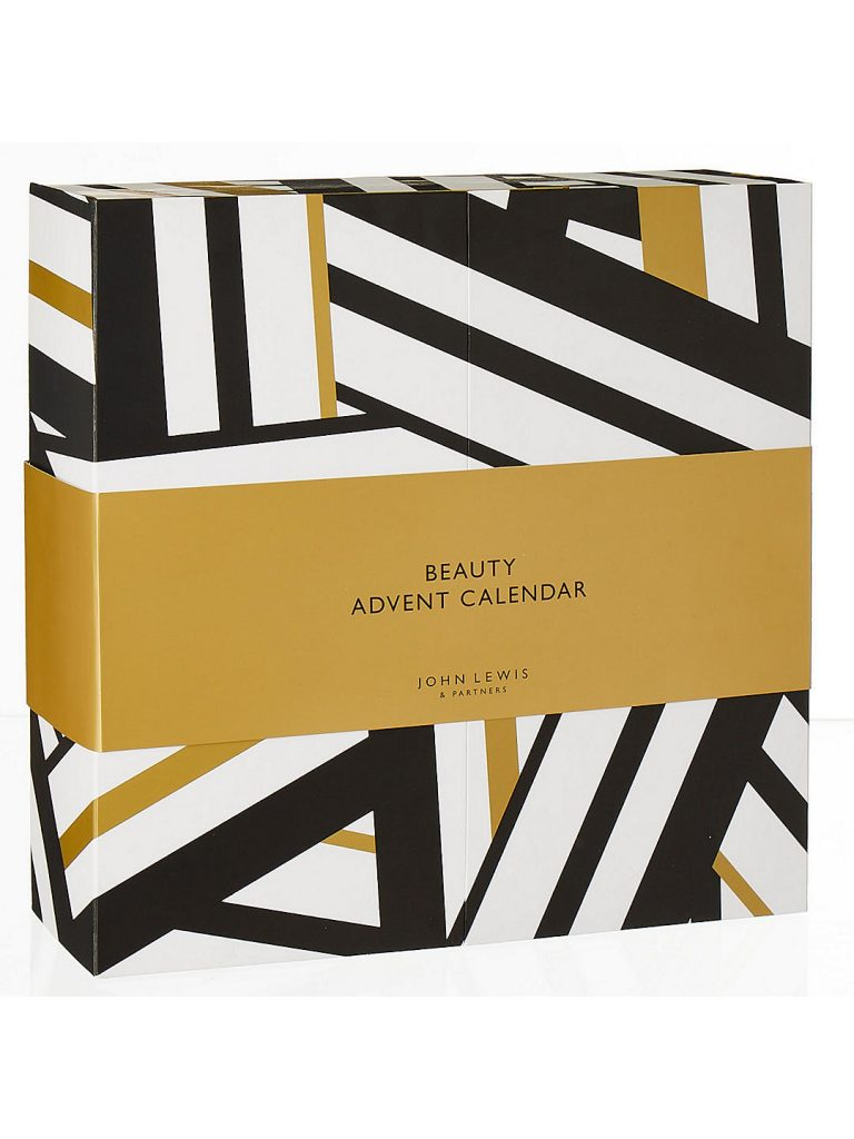 John Lewis Beauty Advent Calendar 2018 now available - and