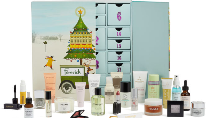 Fenwicks Beauty Advent Calendar