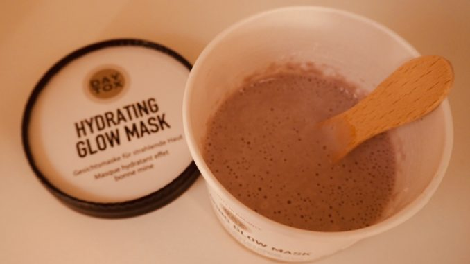 daytox hydrating glow mask