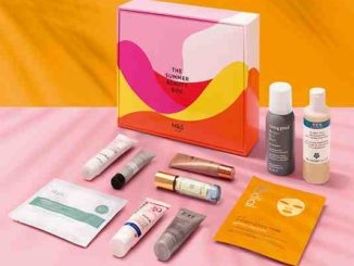 marks and spencer summer beauty box 2019