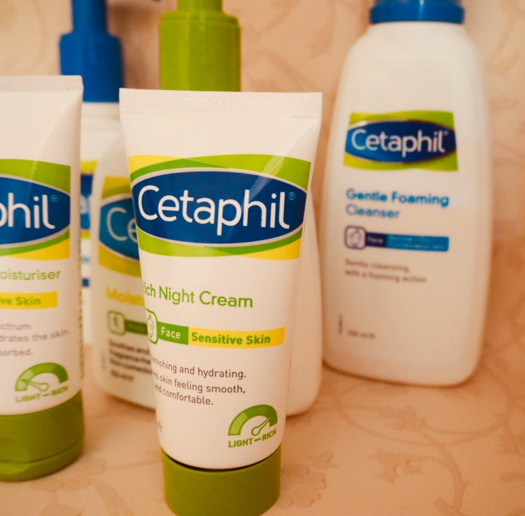 Cetaphil dry skin range review