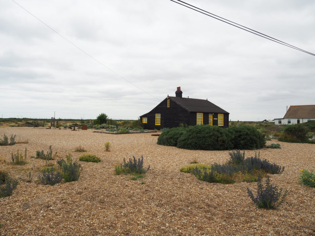 Derek Jarman Prospect Cottage in 2019