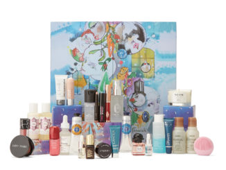 Fenwick Beauty Advent Calendar 2019 contents