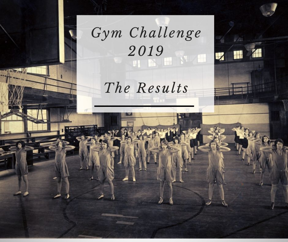 gym challenge 2019 results