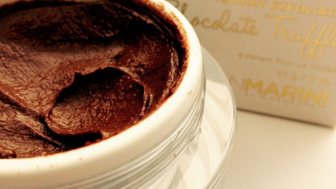 Jan Marini chocolate truffle exfoliator
