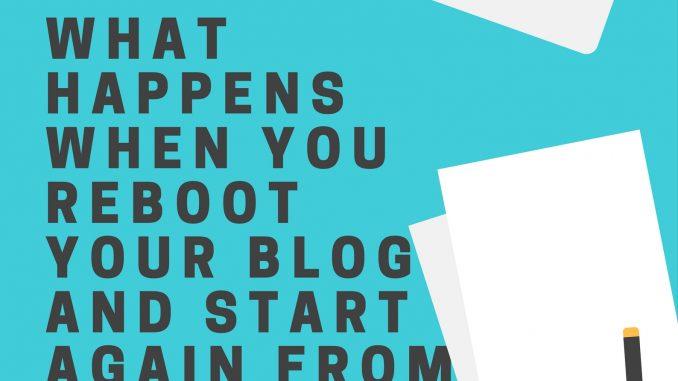 blog reboot graphic