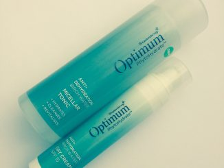 The new Optimum Phytohydrate range from Superdrug, containing birch water