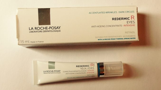 la roche posay redermic r eye cream with retinol