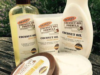 Palmer's Coconut Oil range