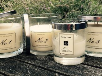 Jo Malone candle dupes from Aldi