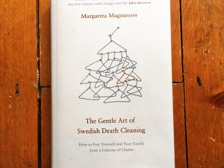 swedish death cleaning book