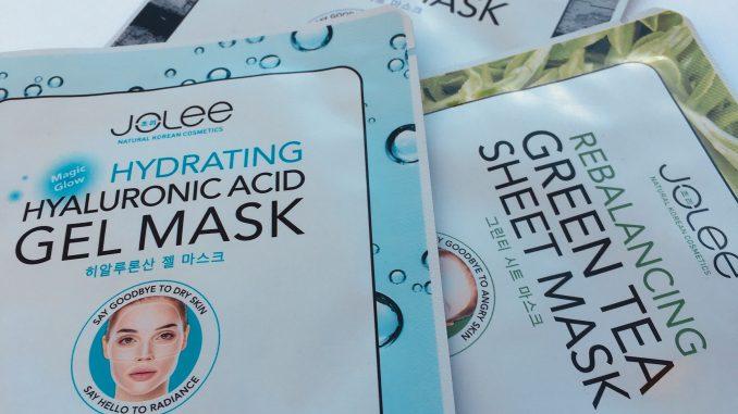 Korean sheet mask set