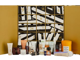 John Lewis beauty advent calendar 2018 contents