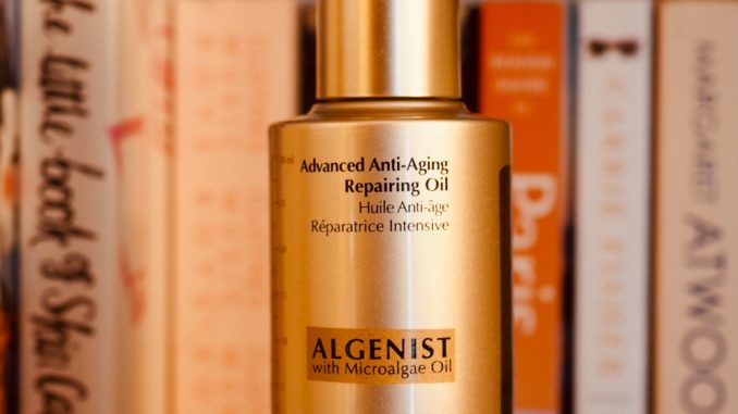 Algenist Anti-Ageing Repairing Oil review